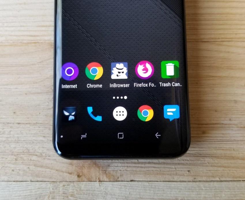 Samsung Internetverlauf löschen